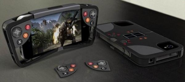 FlipSide — корпус для iPhone с функциями игрового контроллера
