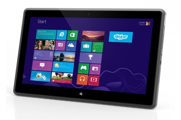 Vizio анонсирует 11,6'' Windows-планшет с процессором AMD