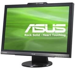Asus представляет 24-дюймовый ЖК-монитор со встроенной веб-камерой