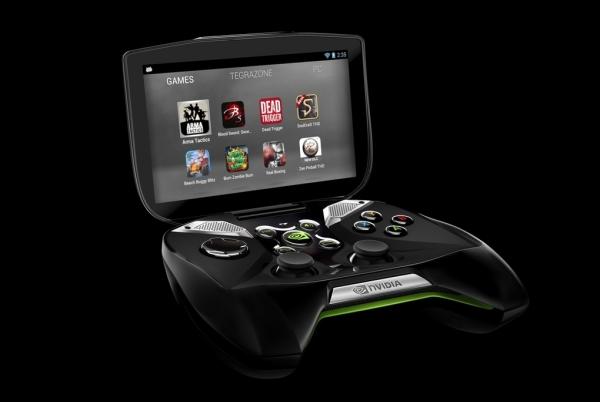 NVIDIA представляет портативную игровую консоль на Tegra 4