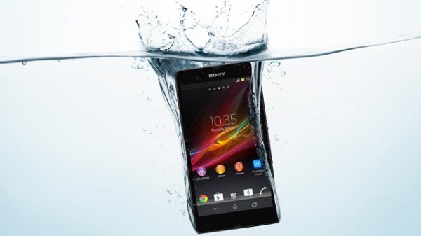 Sony официально анонсировала флагман Xperia Z