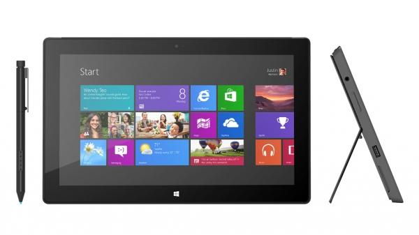 Microsoft показала гибридный планшет Surface Pro