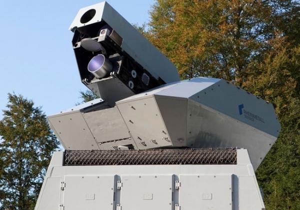 Германские ученые разработали полнофункциональную лазерную турель