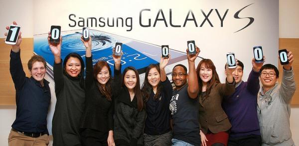 Продано 100 миллионов смартфонов Galaxy S