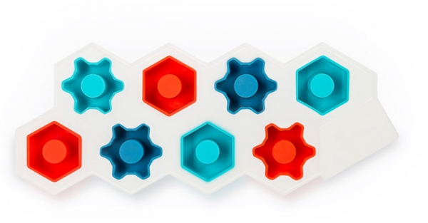 Новые формы для льда от студии Артемия Лебедева