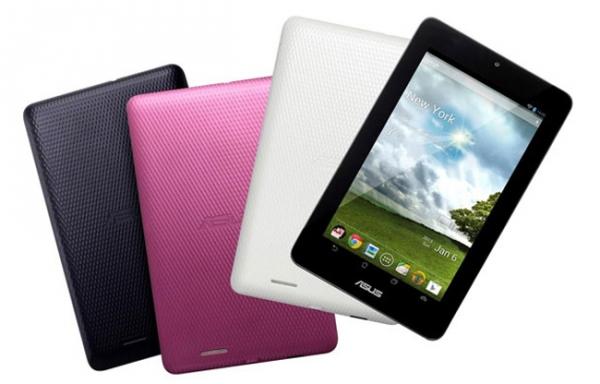 Asus MeMo Pad – бюджетный планшет с Android Jelly Bean