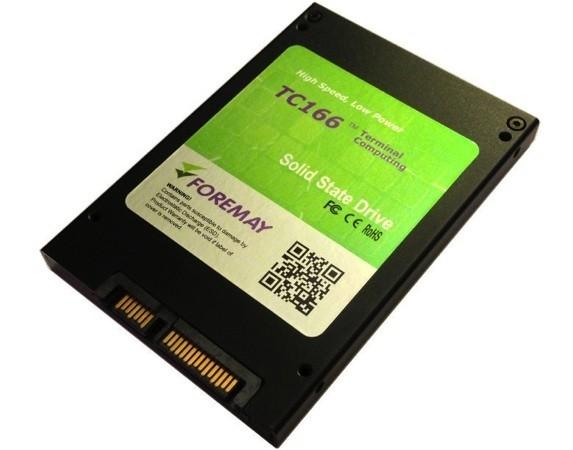 Foremay заявляет о выпуске первого в мире 2 ТБ 2,5'' SSD