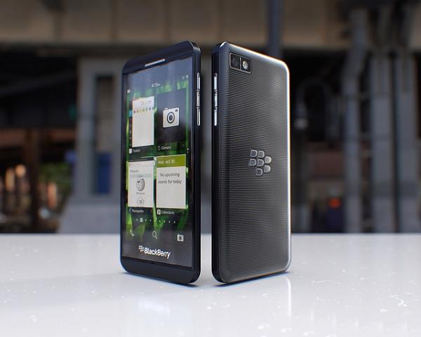 Утечка из Австрии продемонстрировала ОС BlackBerry 10