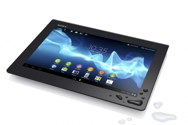 Xperia Tablet Z: мощный 10,1'' планшет с Full HD дисплеем