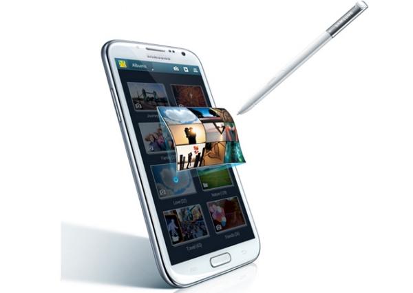 Первые подробности о Samsung Galaxy Note III