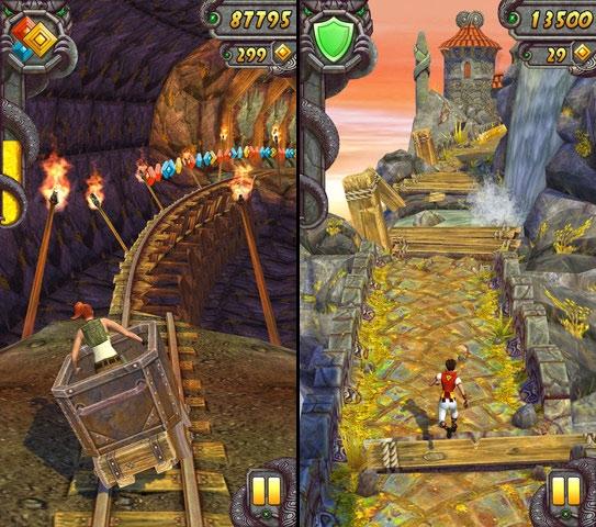 Temple Run 2 выйдет на Android на следующей неделе, на iOS – уже сегодня