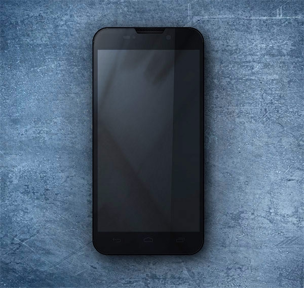 Android-смартфон ZTE V987