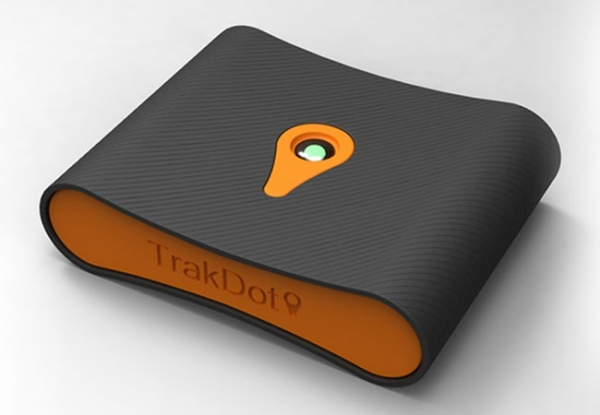 Trakdot Luggage Tracker – устройство для отслеживания багажа