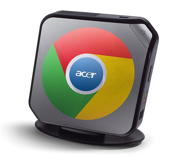Acer разрабатывает неттоп с Chrome OS (слухи)