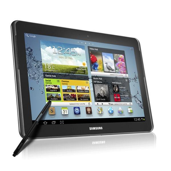 Samsung Galaxy Note 8.0 будет представлен на MWC 2013 (слухи)