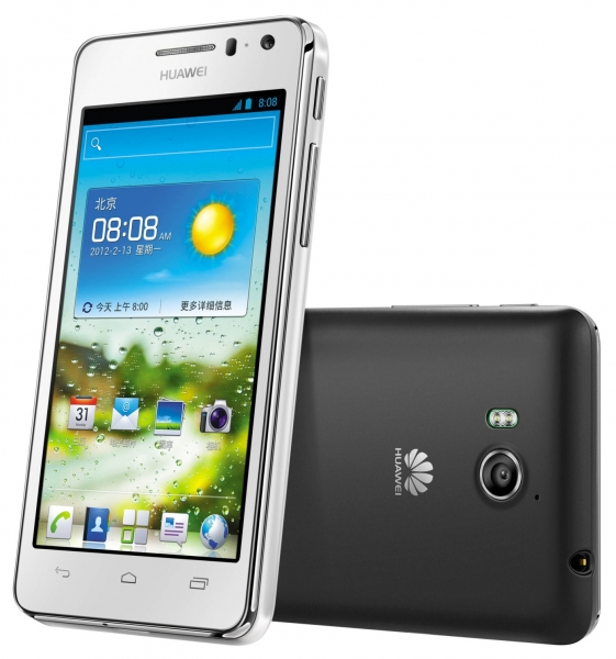 Android-смартфон Huawei Ascend G615