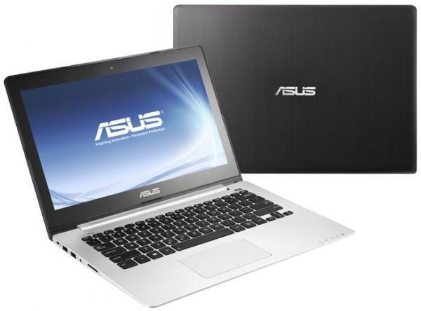 Сенсорный ноутбук Asus VivoBook S300