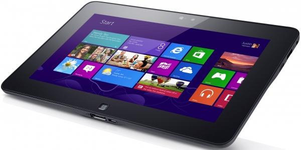 Dell Latitude 10 – планшет с Windows 8 стоимостью 580 $