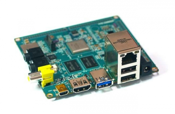 ARMBRIX Zero – мини-ПК с процессором Exynos 5 ARM Cortex-A15 CPU