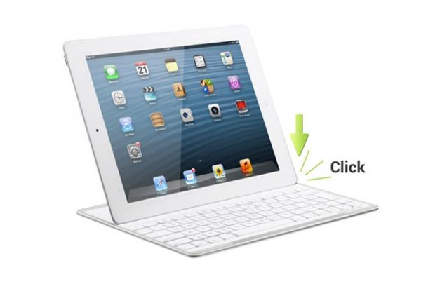 Ультратонкая клавиатура для iPad от Archos
