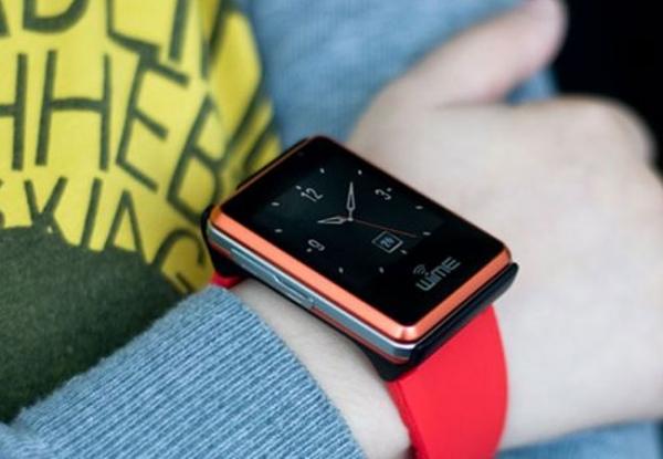 Часы-телефон WiMe NanoWatch Phone
