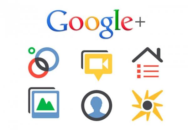 Google+ стала второй по популярности социальной сетью