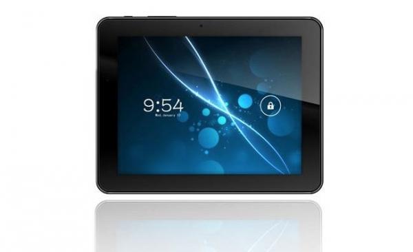 8-дюймовый Android-планшет ZTE V81