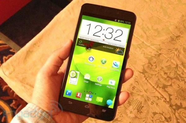 ZTE Grand Memo — 5,7-дюймовый смартфон
