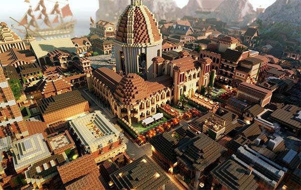 Minecraft стал настоящей золотоносной жилой для маленькой шведской компании