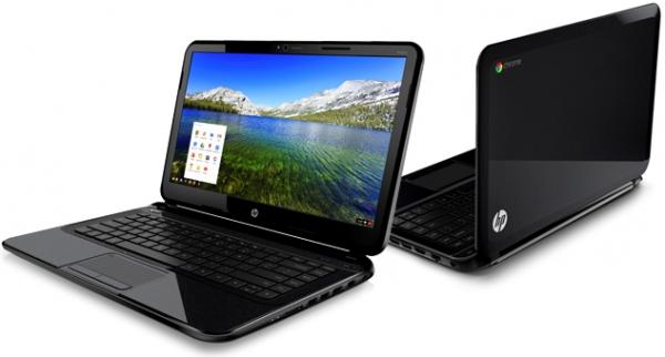 HP присоединяется к производителям «хромбуков»