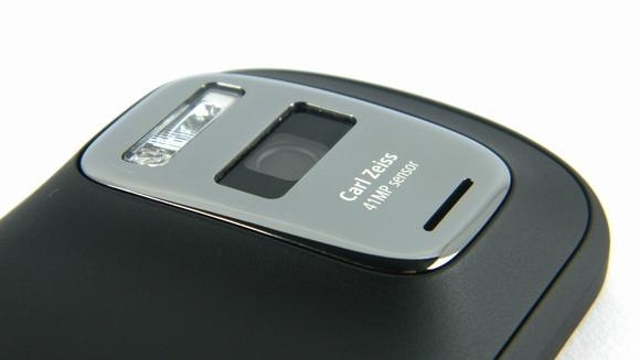 Новый Windows phone от Nokia получит 41-мегапиксельную камеру