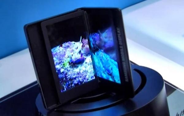 Samsung выпустит смартфон с двумя дисплеями (слухи)