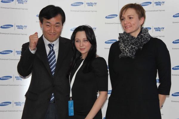 Samsung объявила о старте кампании в поддержку Олимпийских игр в Сочи