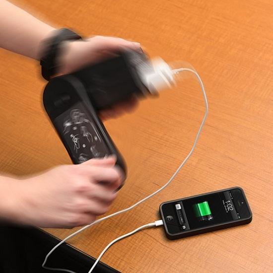 Pocket Socket Hand Generator – ручное зарядное устройство