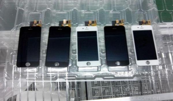 Неизвестный сотрудник Foxconn показал фотографии iPhone 5S?