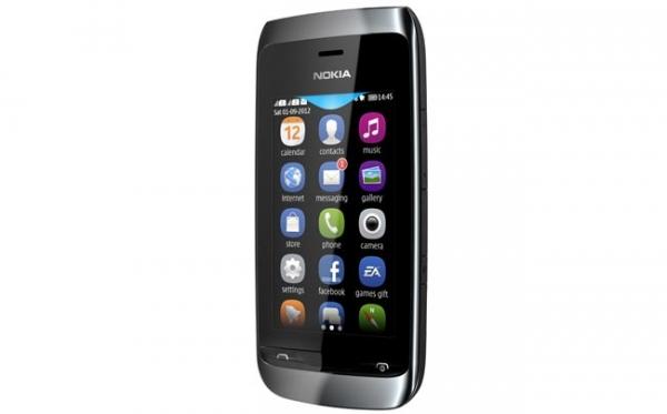 Nokia Asha 310 – бюджетный телефон с двумя SIM-картами