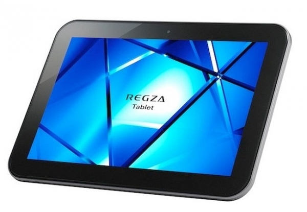 10-дюймовый планшет Toshiba Regza AT501