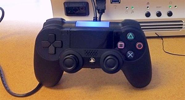 В интернете появилась фотография джойстика PlayStation 4