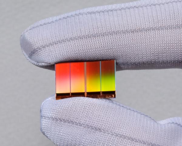 Micron представила самый маленький 128 Гбит чип флеш-памяти