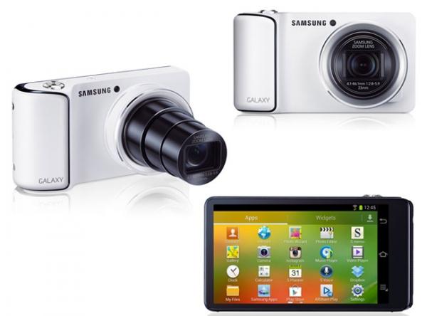 Новая версия Samsung Galaxy Camera – теперь с Wi-Fi