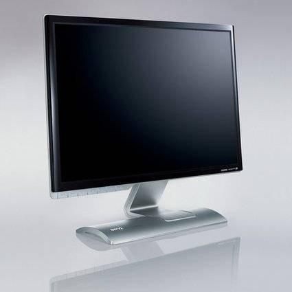 Самый тонкий 24-дюймовый монитор от BenQ