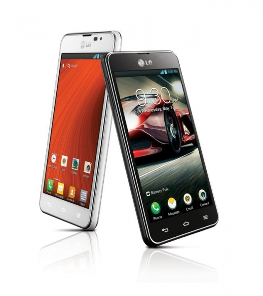 LG дополнила линейку Optimus моделями F5 и F7 с LTE