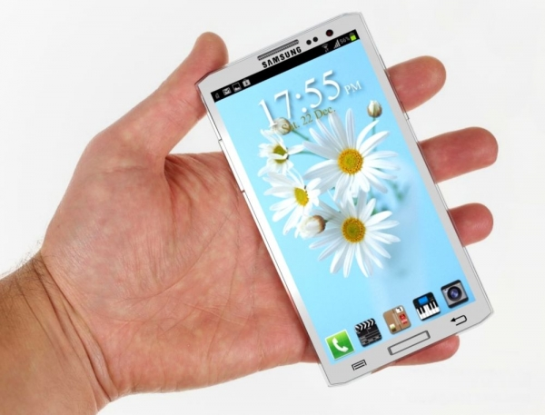 Официально названы дата и место презентации Galaxy S IV