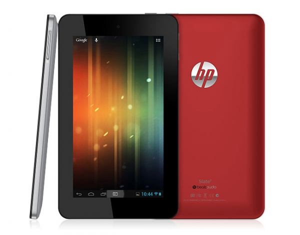 HP Slate 7 – бюджетный 7-дюймовый Android-планшет