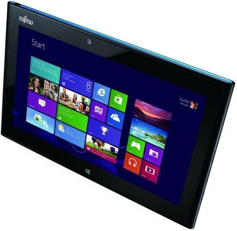 Fujitsu Arrows Tab Q582/F – водозащищенный планшет с Windows 8