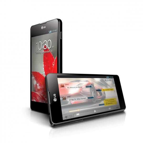 LG Optimus G поступил на российские прилавки