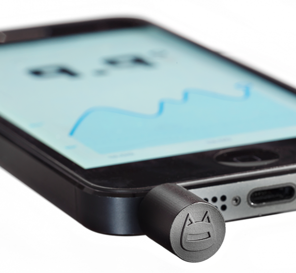 Thermodo — добавь в смартфон термометр