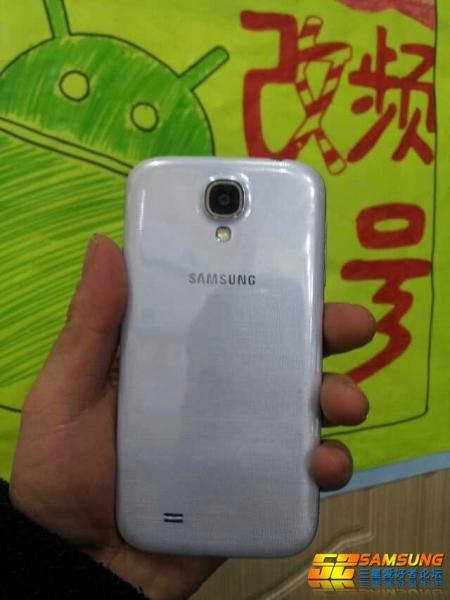 В сети появились первые фото Samsung Galaxy S4