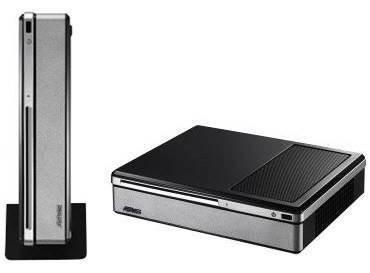 Тонкий, легкий и очень маленький компьютер ASUS NOVA LITE Mini 2L PC