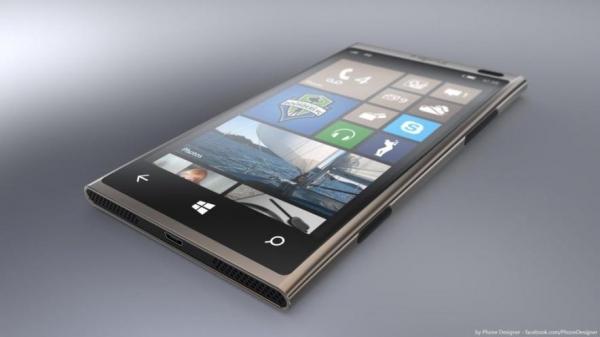 Nokia Lumia 928 будет сделана из металла